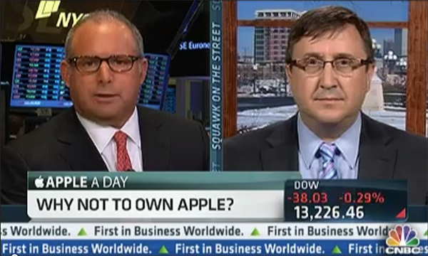 John Goltermann on CNBC